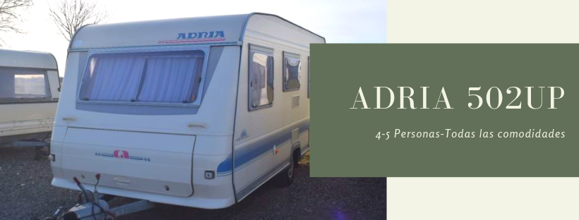 Banner Adria 502UP